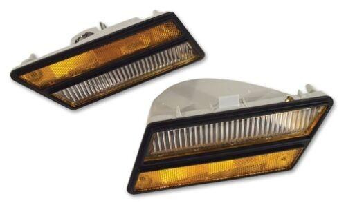 80-82 Corvette Front Side Marker Lights 47350