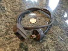 Miller Mig Welder Wire Feed Connecting Cable 2 Pin Tweco Fab Welding Shop Used