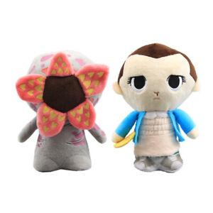 Stranger-Things-Demogorgon-Eleven-with-Eggo-Plush-Figure-Toy-Stuffed-Doll-7-039-039