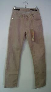 Vanilia-Damen-Jeans-034-AUDREY-ROHRE-034-PUDER-5-Pocket-Style-mit-Elasthan