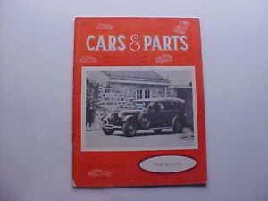 Cars Parts January 1969 1930 Buick S 1927 28 29 30 31 32 33 34 35 36 Lincoln Ebay