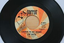 THE BATS Listen To My Heart/You Look Good Together 45 Northern Soul Garage HEAR