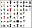 Land-Rover-Door-Card-Moulding-Trim-Panel-Wheel-Arch-Fastener-Clips-Set-Range thumbnail 1