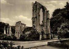 Kirchen Motiv-Postkarte Kirche Ruine Zisterzienser Kloster WALKENRIED ~1960/70