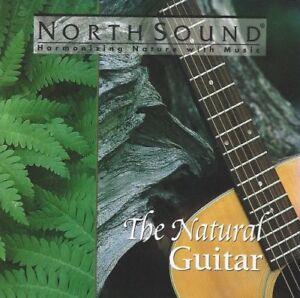 Chuck-Lange-The-Natural-Guitar-CD-12-Tracks-1993-NorthSound-USA-NEW