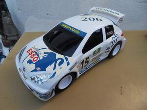 Car Voiture Friction Jouet Peugeot Rally 206 Détails A Deco Collection Toys Sur QhrBtxosCd