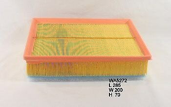 Wesfil Air Filter fits Renault Master 2.3L dCi 2011-on WA5272 A1773