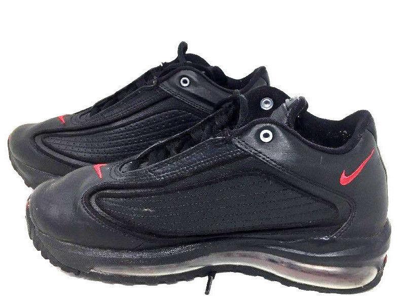 Vintage Nike Air Griffey Jordan colorway Max G6 395867-001 Black Size 5.5 Q1A