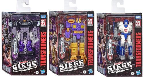 "Transformers Siege WFC 6/"" figure Deluxe Barricade Impactor Mirage IN STOCK"