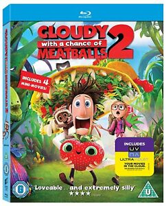 Cloudy-with-a-Chance-of-Meatballs-2-Blu-ray-Brand-new-and-sealed