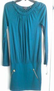 tasche Sz 0 in Blue 00 New jersey Us Green Baker London Abito con Ted 'jizan' wSTUUv