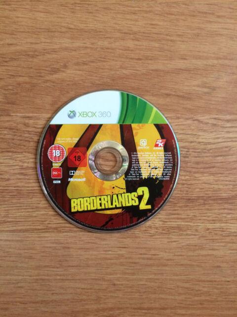 Borderlands 2 pour Xbox 360 * Disque Seulement *