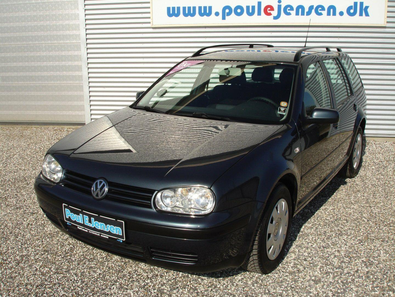 VW Golf IV 2,0 Variant 115 DK 5d