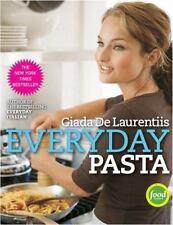 New Giada De Laurentiis Book Everyday Pasta 1st Ed, HCDJ Cookbook TV Host B64