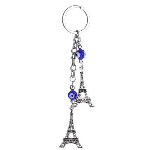Evil Eye Keyring Religious Charm Pendant Purse Bag Key Chain Car Keychain Gift