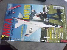 $$u Revue MRA N°761 Plan encarte Sagitta +  YF16  Gyro Master  Lo 100  Hornet