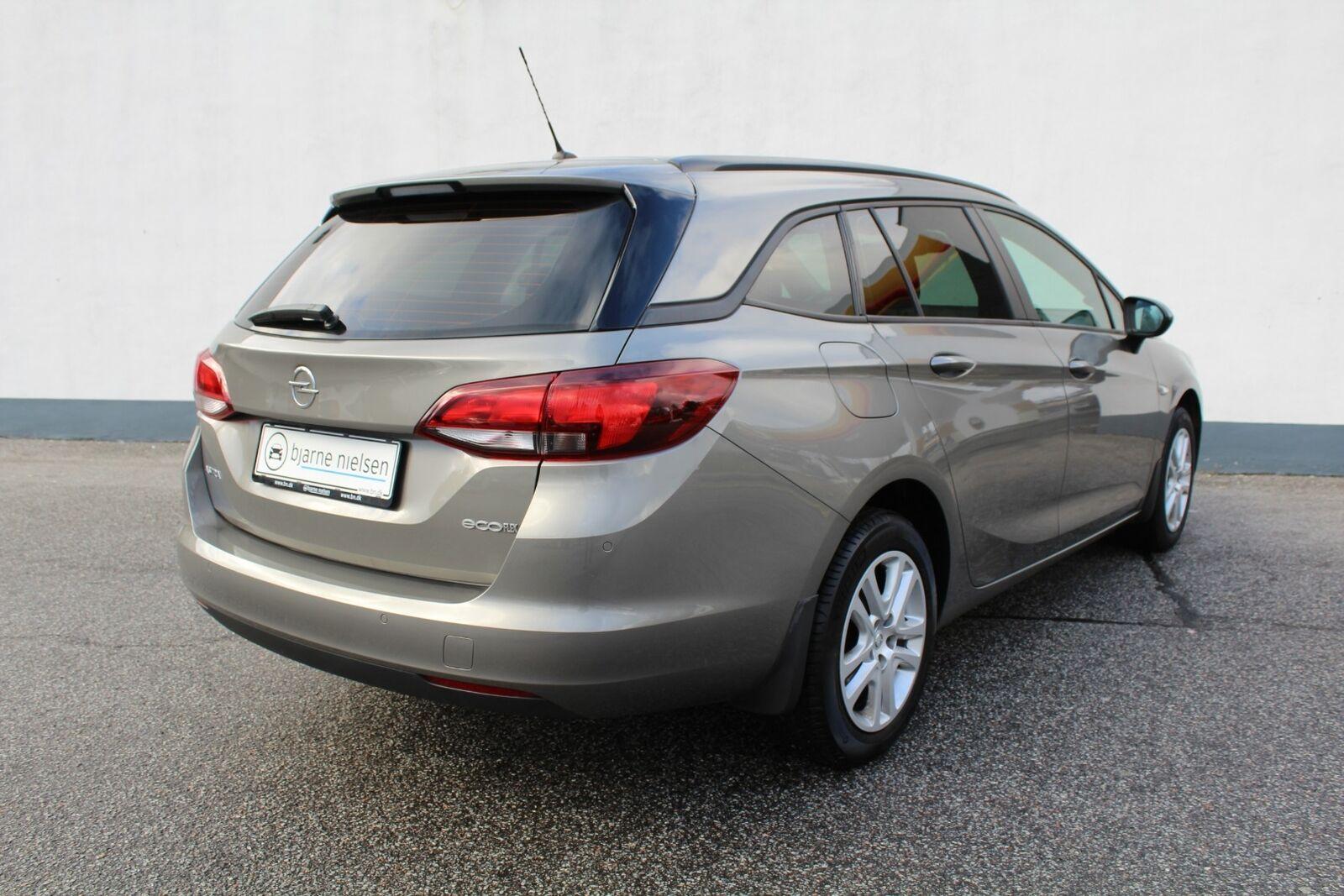 Opel Astra 1,0 T 105 Enjoy Sports Tourer - billede 1