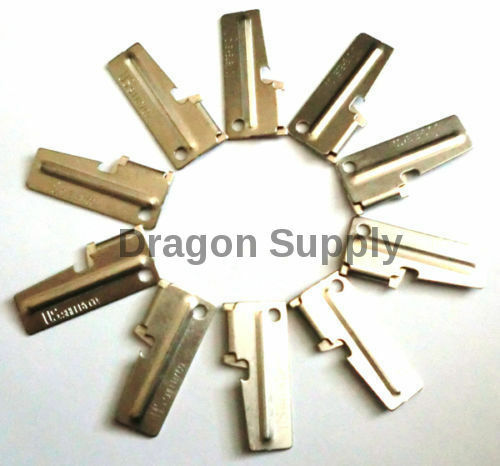 New 10pc G I Original Military Army Issue P38 Can Opener US Shelby .Co Made