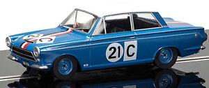 Scalextric Ford Cortina Gt 1964 Bathurst No 21c (c3670) * Nouvelle boîte * 5010963536701