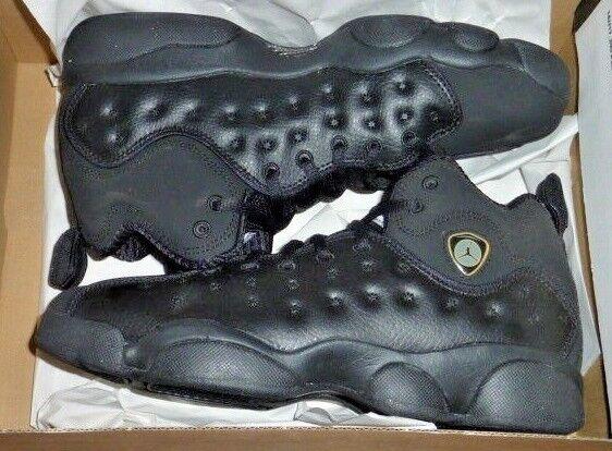 official photos c4cd4 06bef Nike Air Jordan Jumpman Team II 2 GS BG Black Size 6y   eBay