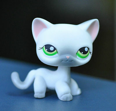 Littlest Pet Shop Cat Collection Child Girl Boy Figure Toy Loose Cute LPS810