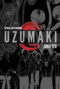 Uzumaki: Includes vols. 1, 2 & 3 by Junji Ito (English) Hardcover Book Fast Ship