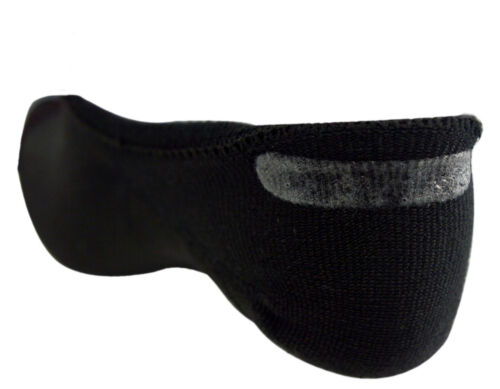 Ottava ® Mens Plain invisibili Trainer Liner Calze confezioni vari formati disponibili