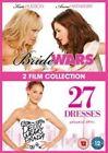 Bride Wars 27 Dresses 5039036045186 With Anne Hathaway DVD Region 2