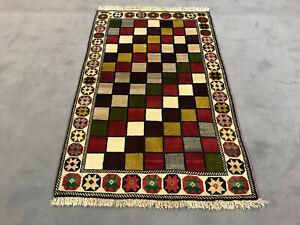 Humble Gabeh Gabbeh Tapis Oriental Persan Tapis 1,68x1,12 M * Exclusif Sol Art Nouveau-afficher Le Titre D'origine