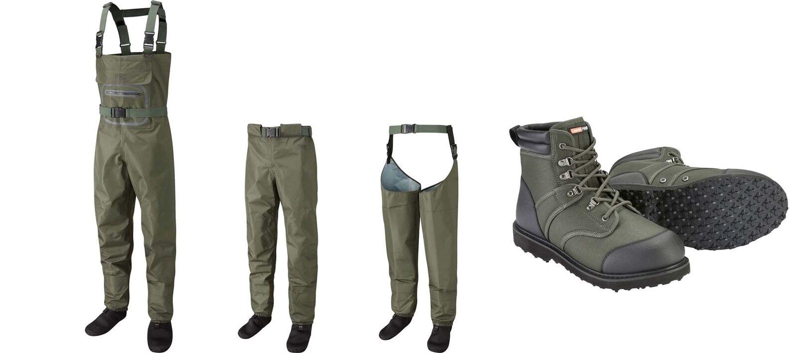 Leeda Profil Breathable Waders & Boots   Fishing