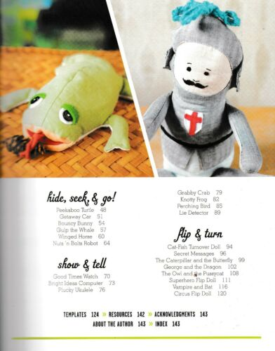 Stick NEW! Hide Flip Dolls /& Other Toys That Zip Orig. Price: $19.95