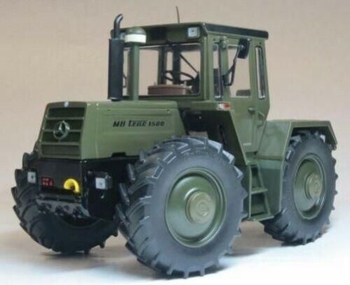 Traktor MB Trac 1500 Mercedes Benz Militärisch Version Limitiert 500Ex WEI2035