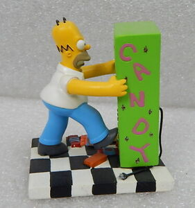 The-Simpsons-0920-Snack-Time-Misadventures-of-Homer-Sculpture-Figure