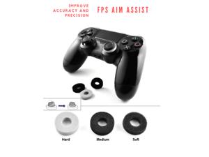 FPS-Aim-Assist-PS4-Thumbstick-Ringe-Stick-Stossdaempfer-Praezi-amp-Genauigkeit