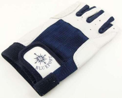 Roadiehandschuhe Leder Gr 8 ohne Finger Arbeitshandschuhe Roadie Handschuhe M