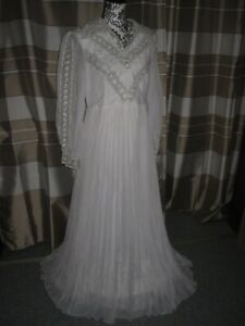 (BK83)Edles Damen Braut Standesamt Abend Kleid GR: GR: 52 ...