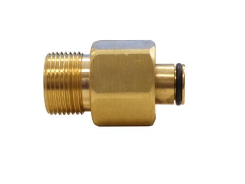 Lock lien sur m22 X 1,5 AG adapté pour Karcher HD HDS périphériques Adaptateur Easy