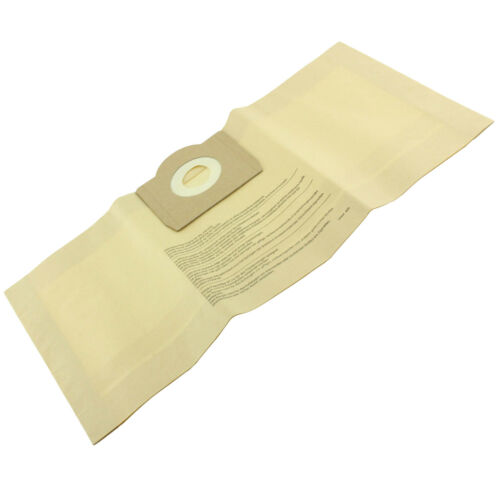 Fresh Dust Bags x 10 for EARLEX WD1000 COMBI Vac Vacuum Cleaner