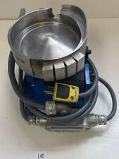 Jerhen Industries Inc Vibratory Stainless Steel Bowl Feeder 6 Diameter Tested
