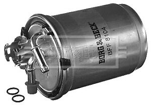 Borg-amp-Beck-Filtro-De-Combustible-BFF8104-Totalmente-Nuevo-Original-5-Ano-De-Garantia