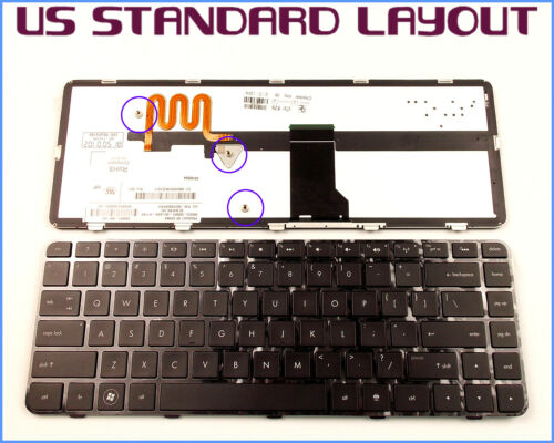 New Laptop US Keyboard for HP Pavilion DV5-2231NR XZ165UA DV5-2155DX W//Backlit
