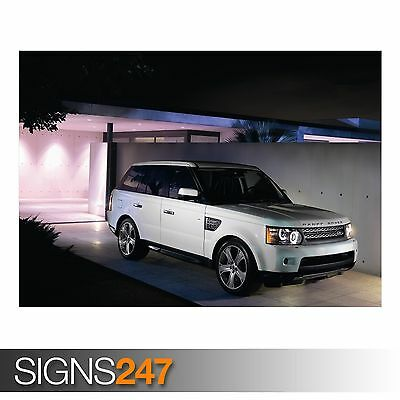 RANGE ROVER CAR 25 Photo Picture Poster Print Art A0 to A4 CAR POSTER AB284