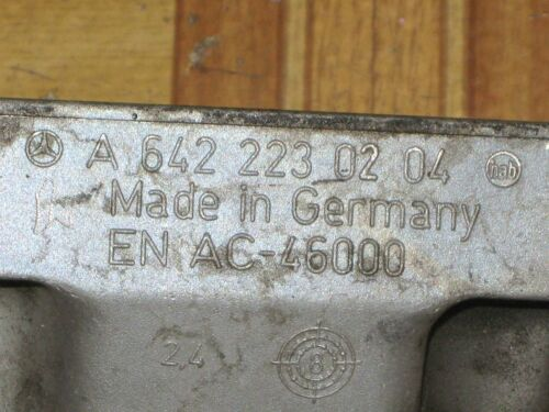 6422230204 MERCEDES ML300 ML320 ML350 GL320 GL350 R320 R350 ENGINE SUPPORT OEM