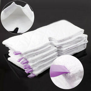 6-Packs-Mop-Pads-Set-For-Shark-Steam-Pocket-S3501-S3601-S3901-Machine-Washable