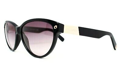 NEW AUTHENTIC DSquared2 JUSTIN DQ 162 01B Black Sunglasses 54-18 145 DD2