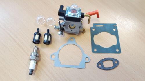 Machinetec Carburateur Kit Fits STIHL HS81 HS81R HS81T HS86 HS86R Taille-haie