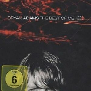Bryan-Adams-034-The-Best-Of-Me-New-Version-034-2-CD-DVD-NUOVO