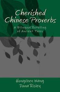 Risley-Dana-Cherished-Chinese-Proverbs-BOOK-NEW