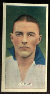 Tobacco-Card-Carreras-POPULAR-FOOTBALLERS-1936-TH-Bagley-Bury-23
