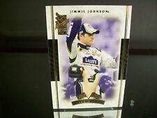 Rare Jimmie Johnson #48 Lowes Press Pass VIP 2007 Card #74 AFTER PARTY